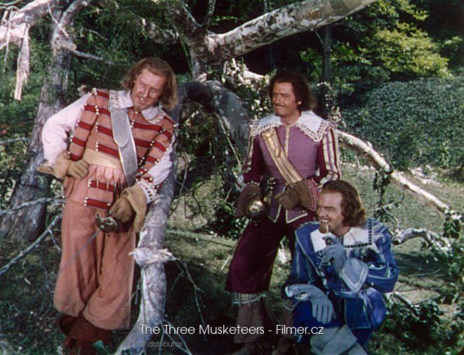 The Three Musketeers download