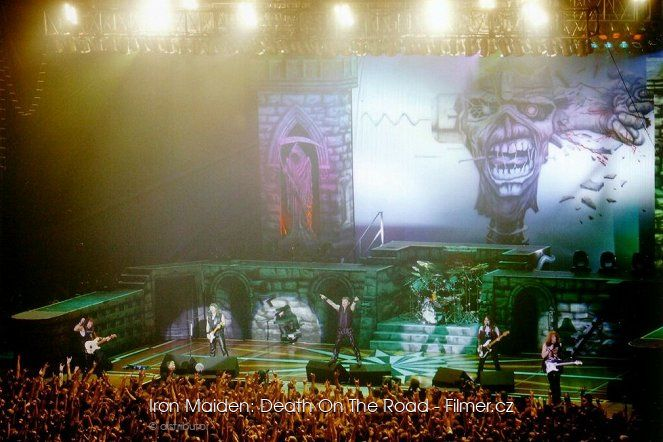 Iron Maiden Death On The Road download