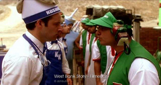 West Bank Story download