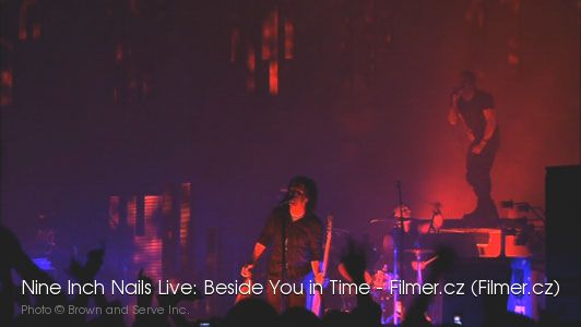 Nine Inch Nails Live Beside You in Time download