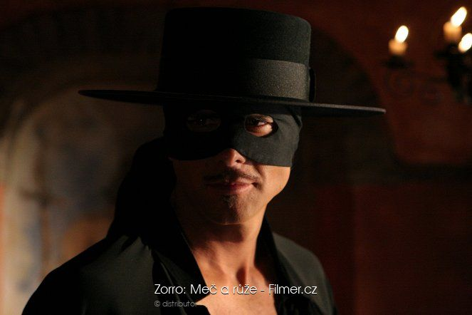 Zorro Meč a růže download