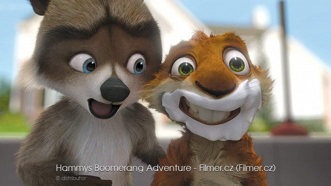 Hammys Boomerang Adventure download