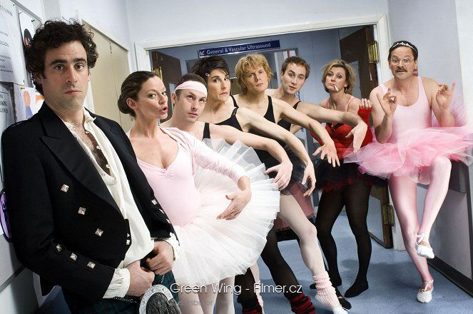 Green Wing download