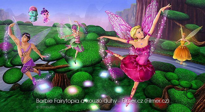Barbie Fairytopia a kouzlo duhy download