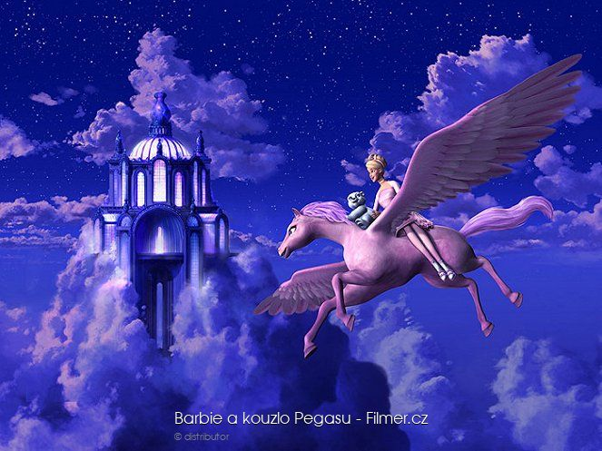 Barbie a kouzlo Pegasu download