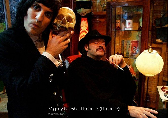 Mighty Boosh download