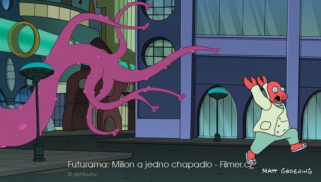 Futurama Milion a jedno chapadlo download