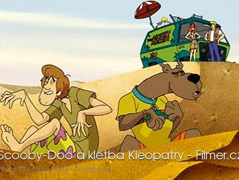 Scooby-Doo a kletba Kleopatry download