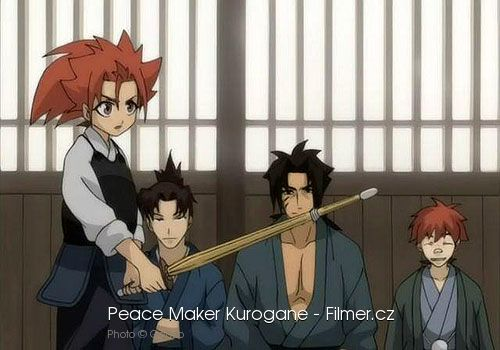 Peace Maker Kurogane download