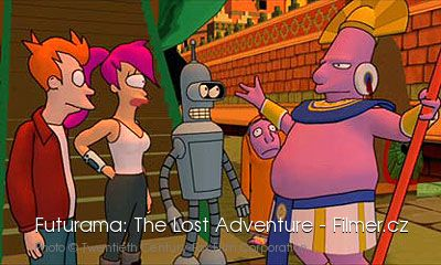 Futurama The Lost Adventure download