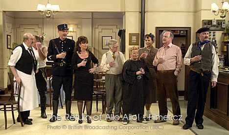 The Return of Allo Allo! download