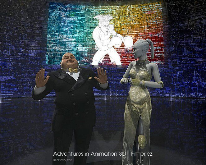 Adventures in Animation 3D download