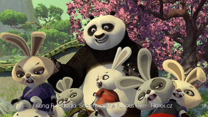Kung Fu Panda Secrets of the Furious Five download