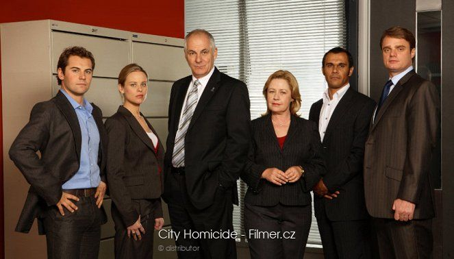 City Homicide download