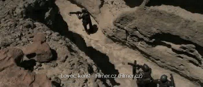 Lovec kořist download