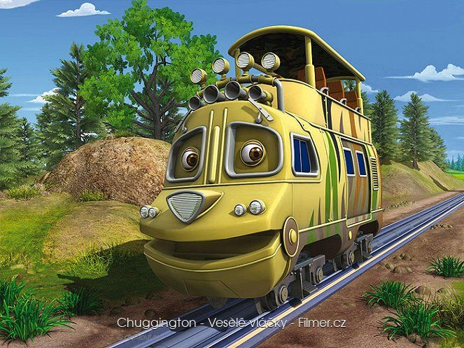 Chuggington Veselé vláčky download