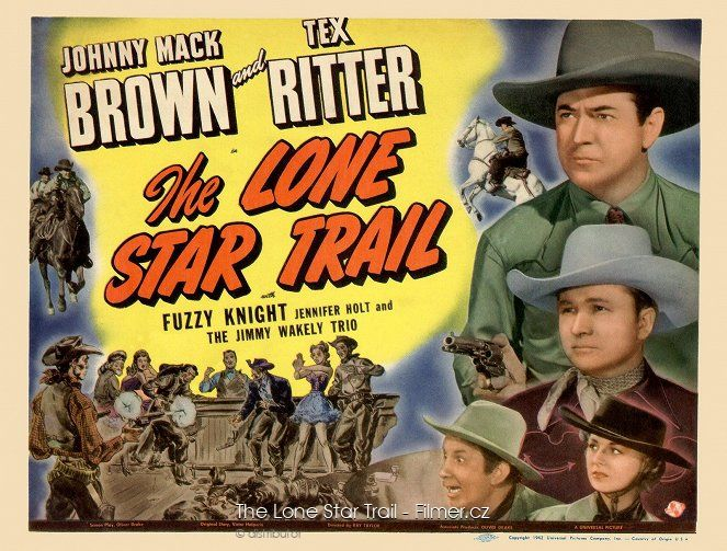 The Lone Star Trail download
