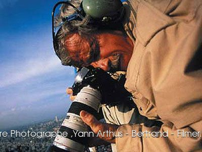 Etre Photographe ,Yann Arthus Bertrand download