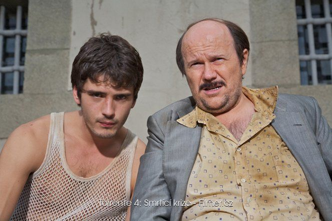 Torrente 4 Smrtící krize download