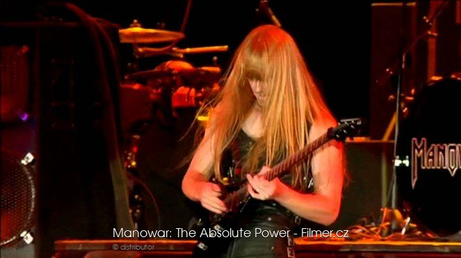 Manowar The Absolute Power download