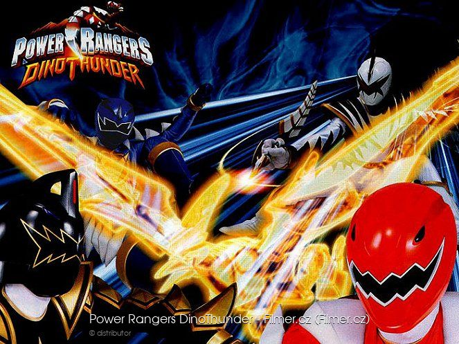 Power Rangers DinoThunder download