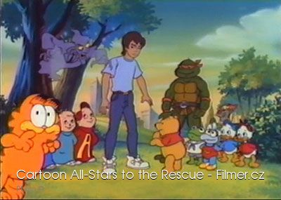 Cartoon All-Stars to the Rescue download