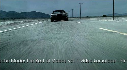 Depeche Mode The Best of Videos Vol 1 video kompilace download
