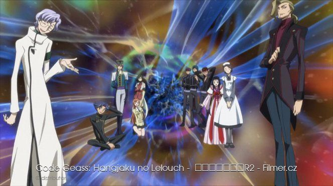 Code Geass Hangjaku no Lelouch R2 download