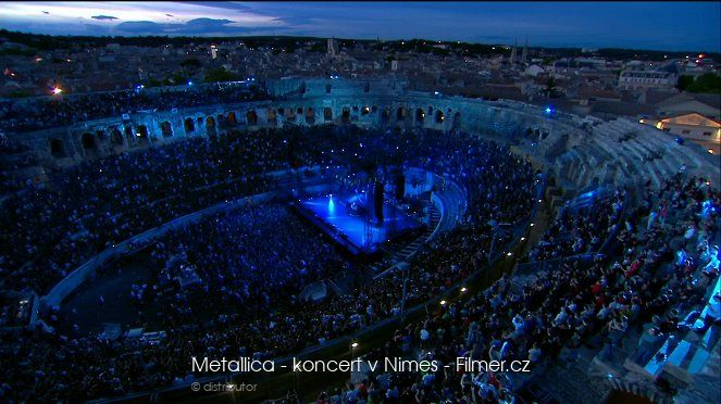 Metallica koncert v Nimes download