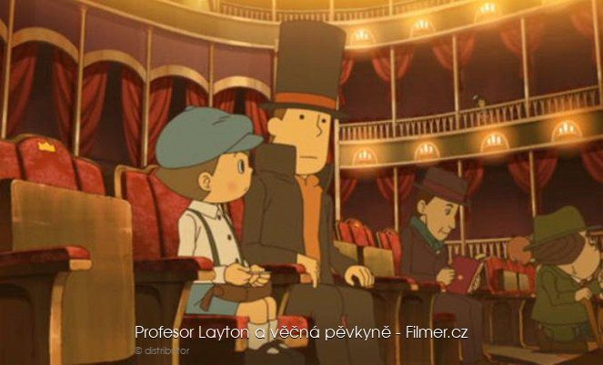 Layton kyōju to eien no utahime download