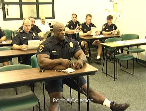 Ronnie Coleman The Unbelievable!! download