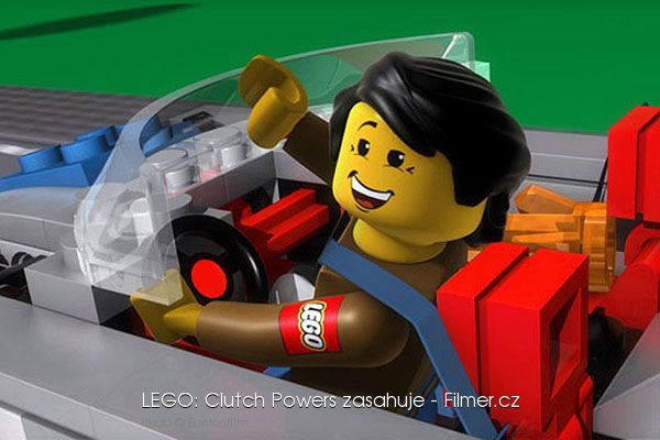 LEGO Clutch Powers zasahuje download