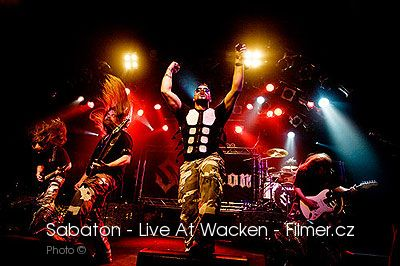 Sabaton Live At Wacken download