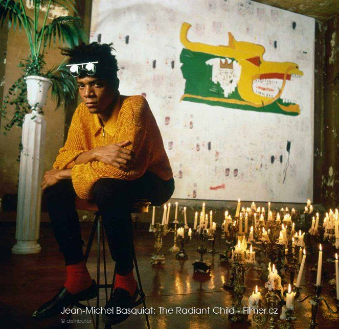 Jean-Michel Basquiat The Radiant Child download
