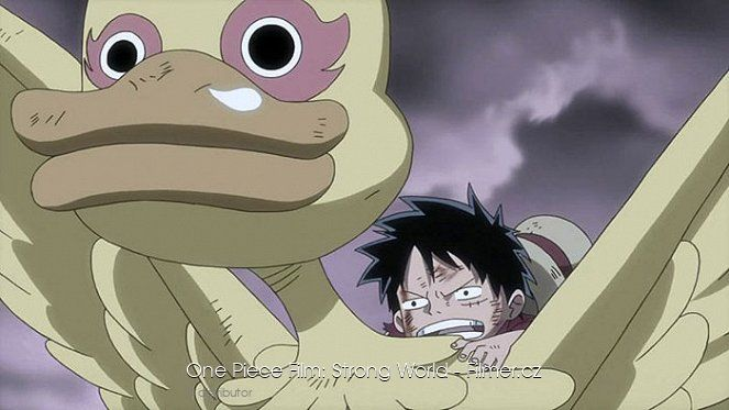 One Piece Film Strong World download