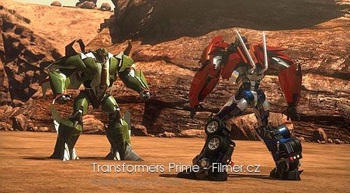 Transformers Prime download