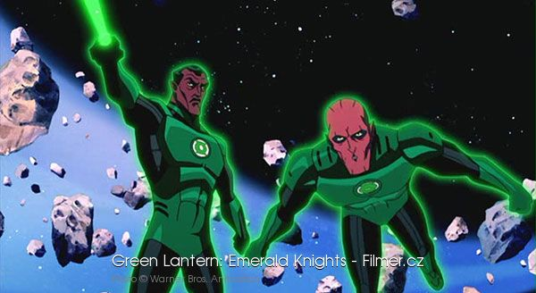 Green Lantern Emerald Knights download