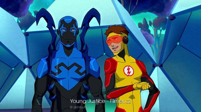 Young Justice download