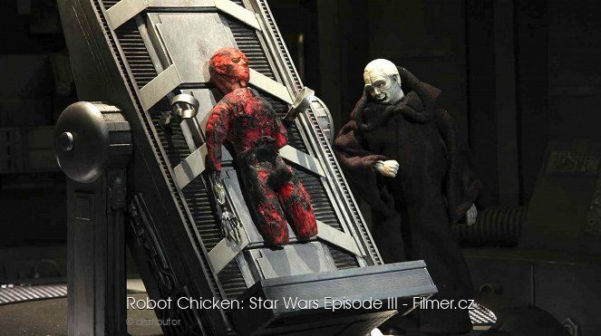 Robot Chicken Star Wars Episode III download