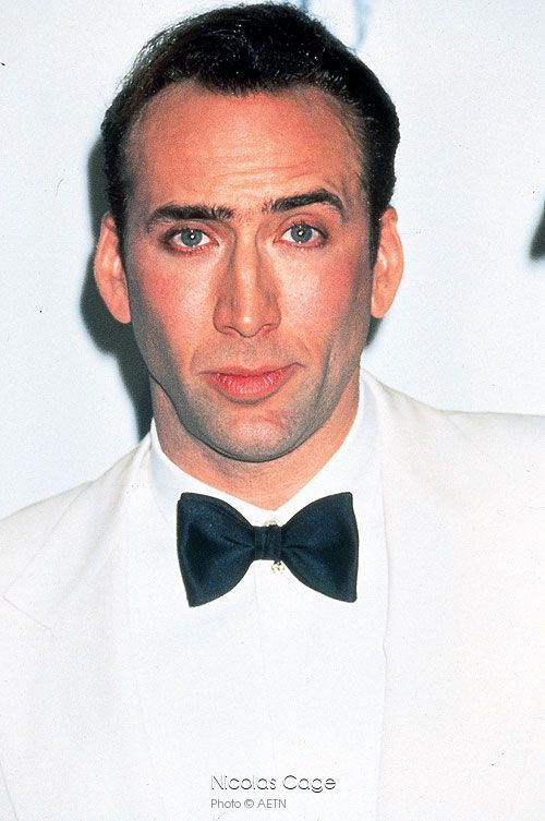 Životopisy Nicholas Cage download