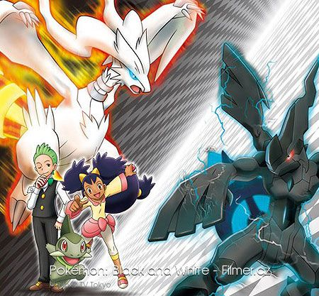 Pokémon Black and White download