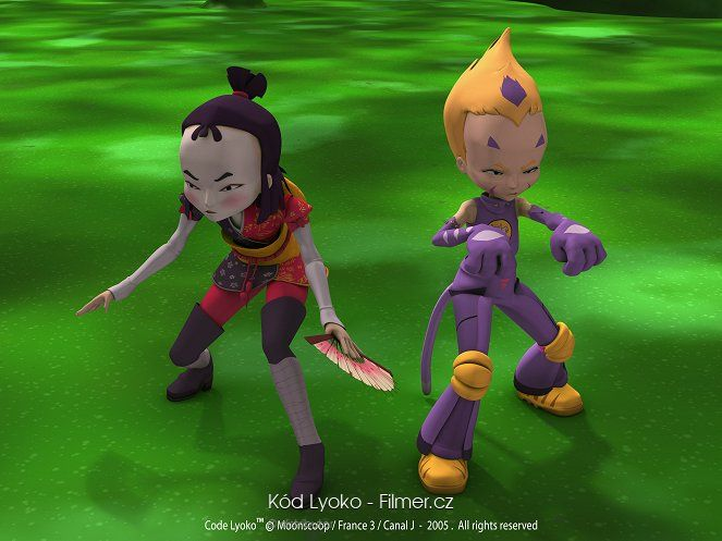 Kód Lyoko download