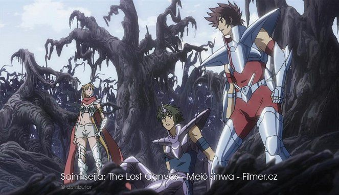 Saint Seiya The Lost Canvas Meiō shinwa download