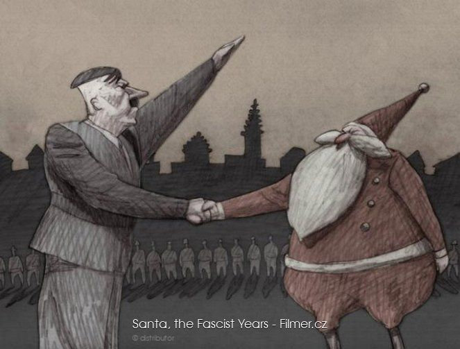 Santa the Fascist Years download