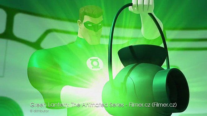 Green Lantern The Animated Series download