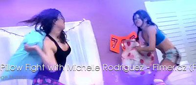 Sorority Pillow Fight with Michelle Rodriguez download