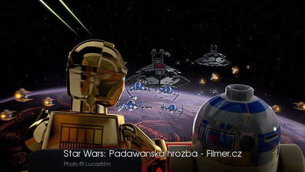 Star Wars Padawanská hrozba download