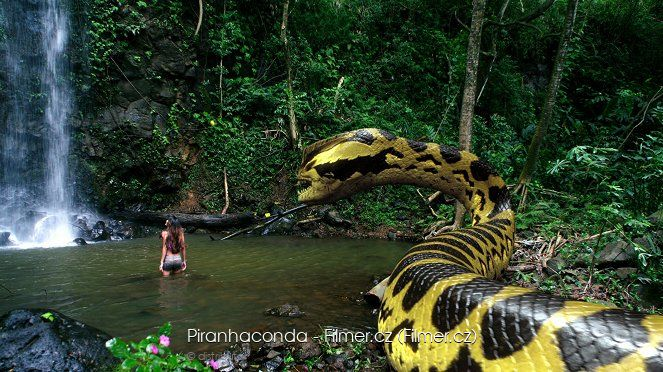 Piranhaconda download