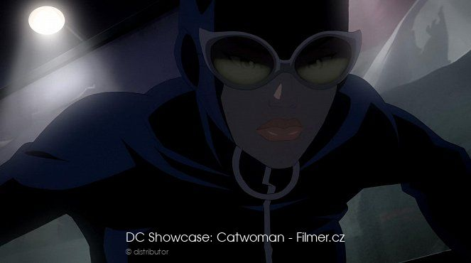 DC Showcase Catwoman download
