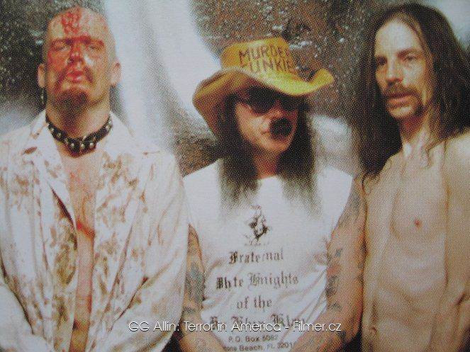 GG Allin Terror in America download